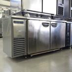 台下冷蔵庫(恒温高湿)低コールドテーブル超鮮度高湿庫 福島 TQC-50WM2 中古