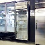 リーチイン冷凍ショーケース ホシザキ FS-63XT3-1 中古【ガラス製品のため自社配送(三重県内)のみ注文承ります】