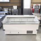 冷蔵片面平型オープンショーケース サンデン PHO-R6GZ-C 中古
