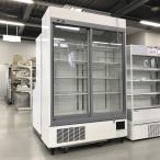 リーチイン冷蔵ショーケース ホシザキ RSC-120CT-1 中古【ガラス製品のため自社配送(三重県内)のみ注文承ります】