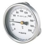 2340-20 表面温度計(サーモペッター) 200℃タイプ 佐藤計量器