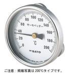 2340-40 表面温度計(サーモペッター) 400℃タイプ 佐藤計量器