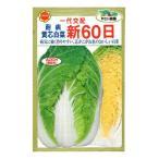 アタリヤ 野菜種 耐病黄芯白菜 新60日
