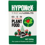 【ハイポネックス】微粉ハイポネックス 500g