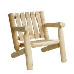 ガーデンチェアー 屋外用 ガーデンファニチャー 天然木 Cedar Looks アームチェア NO4  代引き不可