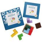 Little Genius PUZZLE-パズル- 木のおもちゃ 積木 積み木 つみき ブロック パズル エド・インター 知育 玩具 誕生日 クリスマス プレゼント