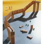 木のおもちゃ 人気 組立てクーゲルバーン・補助パーツ(ドミノラリーセット) 積木 積み木 つみき 知育玩具 ドイツ 出産祝 誕生日 プレゼント