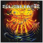 SUBLIME (サブライム) ステッカー   SUN SEA & BIRDS