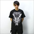AVENGED SEVENFOLD  Tシャツ  GUN   黒