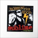 SUBLIME(サブライム)  ステッカー   ROBBIN' THE HOOD