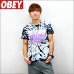 OBEY x BAD BRAINS Tシャツ     QUICKNESS PHOTO  ブリーチスパイラル     (バッドブレイン)