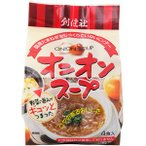 オニオンスープ(フリーズドライ) 6g×4袋 |創健社