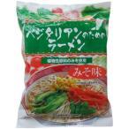 ベジタリアンのためのラーメンみそ味 100g|桜井食品