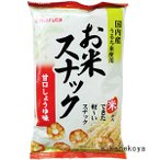 スマイルシリーズ お米スナック 甘口しょうゆ味 60g|太田油脂(マルタ)