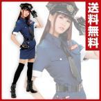 OUTLAW SWEET コスプレ ポリスレディ 警察官ポリスキャップ/制服上下/ネクタイ/ベルト MJP-601 ハロウィン 警察官 警官 婦人警官 コスチューム 仮装 衣装