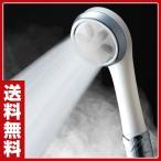 ドロップミストナノシャワー(nano Femiras) ナノフェミラス F-1521W シャワーヘッド 節水 節約 マイクロバブル ナノバブル 節水シャワー 風呂【5%OFF除外品】