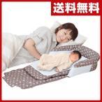 添い寝ベッド スグネル NI-6600001001 ベビーベッド ベッドインベッド 添い寝 すぐねる 添い寝ベッド ベビー 赤ちゃん コンパクト ベビー布団 ベビーふとん