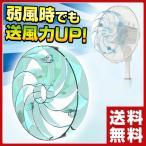 快風!強マリーナ YA-U28(BL) 扇風機 アタッチメント つよまりーな 強まりーな サーキュレーター【あすつく】