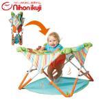 Summer コンパクトにたためる ポップアップジャンパー(11kg 76cmまで)(6か月-12か月) 5450006001 赤ちゃん ベビー ジャンプ おもちゃ 室内遊具 ジャンパルー