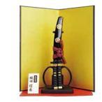 【日本製】 日本刀はさみ 織田信長プレミアムモデル SW-150N 日本刀 日本製 はさみ ハサミ 鋏 おしゃれ ステンレス 文房具