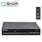CPRM対応 DVDプレーヤー 再生専用 CDVP-N31(B) ブラック 据え置き コンパクト USBメモリ対応 DVDプレイヤー CD リッピング 録画 録音