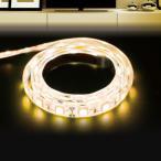 インテリアテープライト 連結テープ LEDテープライト 1m 電球色 6123072 WARM WHITE 電球色 ledテープライト 間接照明 照明テープ ライトテープ LED