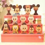 KIDEA&BLOCK ひなまつり(対象年齢1.5歳から) TYKD00307 女の子 ミッキー ミニー ディズニー キャラクター かわいい おしゃれ ひなまつり ひな祭り 雛人形 ミニ