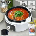 圧力鍋 電気 2.5L 電気圧力鍋 マイコン式 炊飯容量3.5合 EPCA-250M 電気鍋 時短 自動 玄米 白米 保温 レシピブック付 煮物 ほったらかし YPCA-M250 同等品