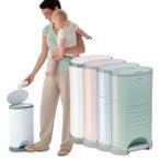 カラーコーベル(Color Korbell) おむつ ゴミ箱 おむつペール替えロール12m付き おむつ オムツ 処理ポット ごみ箱 赤ちゃん おしゃれ 臭い ニオイ におい ゴミ箱