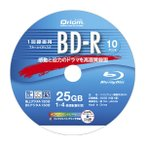ショッピングブルー ブルーレイディスク 30枚(10枚スピンドル・3個セット)25GB・1回録画用・1-4倍速 フルハイビジョン録画 BD-R10SP*3 BD-R BSデジタル 地上デジタル ブルーレイ