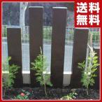 FRP軽量樹脂枕木2113(高さ210厚さ13cm) AKS-65455 ガーデニング 枕木 ウッドフェンス 柵