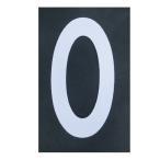 ショッピングBURNER ロードマーキング ナンバーS 0 RM-100 ロードマーキング用シート 数字 Sサイズ 0