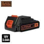 18V 2.0Ahリチウムイオンバッテリー BL2018 リチウムバッテリー用 充電器 電池パック【10%OFF除外品】