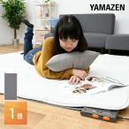 ホットカーペット 1畳 本体 日本製 ラグ 山善  長方形 電気カーペット 床暖房 電気マット ホットマット NU-102【あすつく】