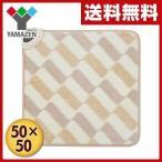 ミニマット(50×50cm) YMM-K504 ミニ ホットカーペット 電気カーペット 一人用 1人用 足温器 あんか アンカ【あすつく】