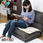 ミニマット(40×80cm) YMM-K804 ミニ ホットカーペット 電気カーペット 一人用 1人用 足温器 あんか アンカ