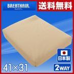 ブレスエアー 使用 洗える枕 2WAYタイプ スタンダード タイプ アイボリー 日本製 枕 ウォッシャブルピロー ピロー ブレスエア