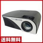 Yahoo!くらしのeショップ小型 コンパクト LEDプロジェクター RA-P1200 プロジェクター ホームシアター テレビ ゲーム 映画 動画 家庭用 小型 コンパクト AV VGA USB2.0 AUDIO HDMI