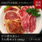 ジンギスカン ラム肉 セット 鍋付き 送料無料