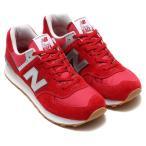 ニューバランス NewBalance ML574 HRT(RED)レッド