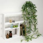 グリーン・ トラディスカンティア  スクエア鉢 造花 観葉植物 光触媒 CT触媒 フェイクグリーン