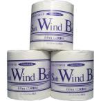 トイレットペーパーダブル60m巻 Soft Wind Bellダブル 60巻の画像