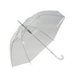 ショッピングビニール (10月中旬入荷予定)ビニール傘 透明 ワンタッチジャンプ式55cm 60本