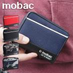 財布 メンズ 二つ折り ラウンドファスナー 小銭入れ付き 二つ折り財布 ツートンカラー 迷彩 カモフラージュ mobac active