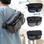 ウエストバッグ ボディバッグ バッグ ウエストポーチ メンズ レディース 大容量 デニム  トラベル モバック mobac