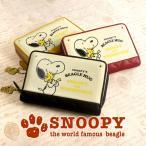 スヌーピー 財布 二つ折り財布 レディース ラウンドファスナー プリント ウッドストック かわいい キルティング カード入れ 小銭入れあり SNOOPY 女性用