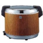 タイガー魔法瓶電子保温ジャー(保温専用) 2.2升(4.0L) 外装 木目 JHA-4000-MO