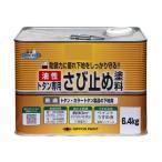 ニッペ ホームペイント トタン専用さび止め塗料 6.4kg  グレー・182358