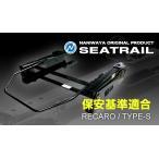 NANIWAYA/ナニワヤ シートレール RECARO/Sタイプ FIAT 500 3121# スーパーローポジション(6×6ポジション)
