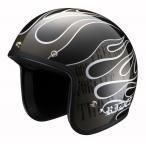 ライズ(RIDEZ) ジェットヘルメット LX フレーム GM (61-62cm)